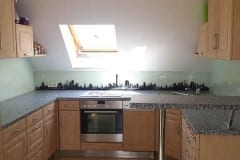 Küchenrückwand mit Bild Skyline New York